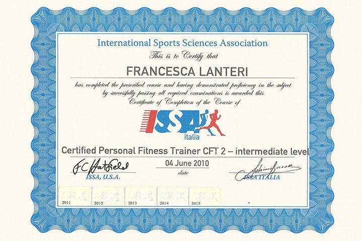 francesca-certificazione-fitness-trainer