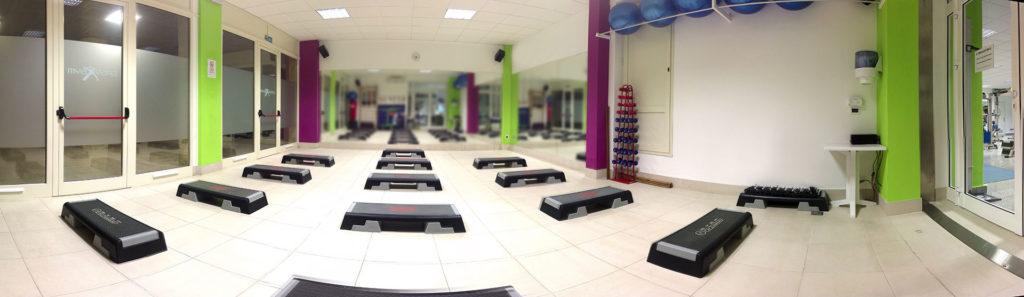 Sala corsi Easy Gym™