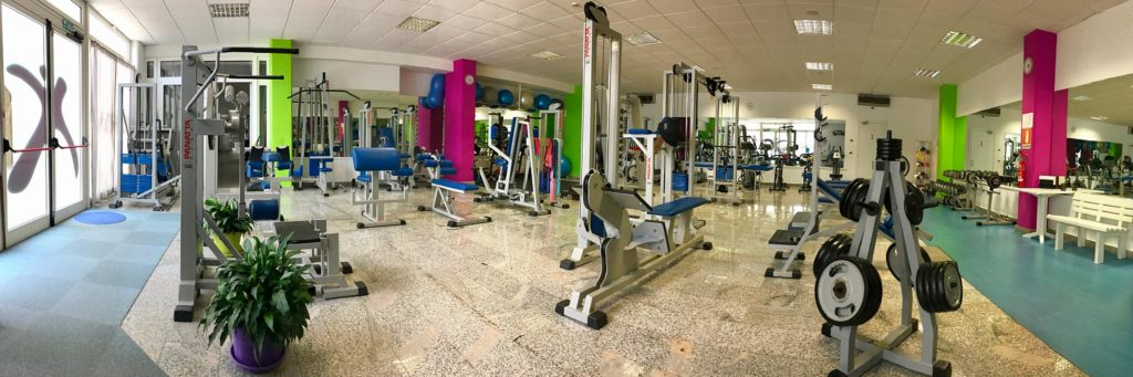 Easy Gym - Panoramica della Palestra